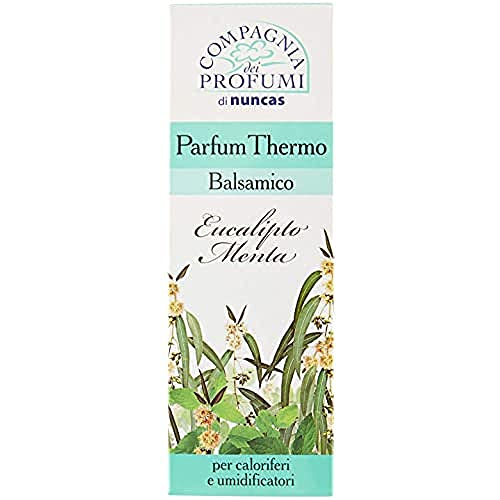 Nuncas Italia Spa Parfum Thermo Balsamico - 100 Ml