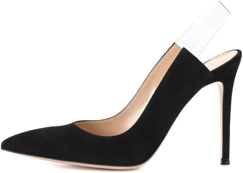 YOJDTD Schuhe Damenschuhe Sandalen Sandalen mit hohem Absatz Damenschuhe für Damen, schwarz, 39  | Offizielle Webseite