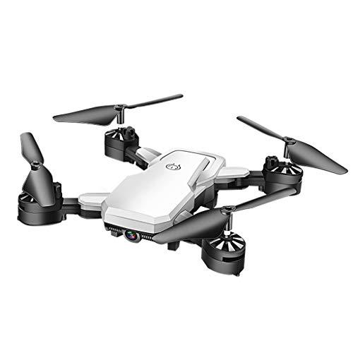 TXD-G5 - Quadricottero 2,4 GHz, WiFi FPV, 480P, flusso ottico, posizionamento flusso: altitudine, modalità headless, avvio/atterraggio con chiave, comando app, 3D Flip