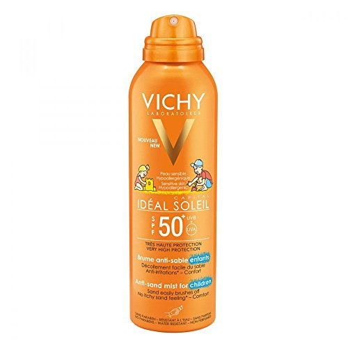 VICHY IDEAL Soleil Anti-Sand Kind LSF 50+ 200 ml
