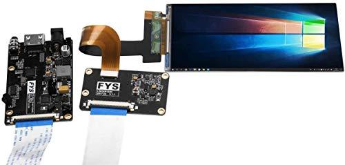 MUKUAI31 Sendrucker Aufrüsten 2K LS055R1SX03 5.5 Inch LCD Screen Display Module With HDMI MIPI Driver Board For Wanhao Duplicator 7 SLA 3D Printer/VR DIY