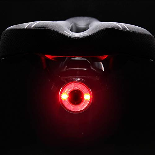 Luces traseras de seguridad ultra brillantes Smart Bike New Dark Lord se...