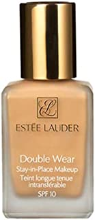 Estee Lauder Double Wear Stay-In-Place Makeup SPF10 - # 4N2 Spiced Sand - All Skin Types by Estee Lauder for Women - 1 oz Makeup, 30 milliliters