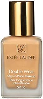 Estee Lauder Double Wear Stay-in-Place Makeup SPF 10 for All Skin Types, No. 4n2 Spiced Sand, 1 Ounce