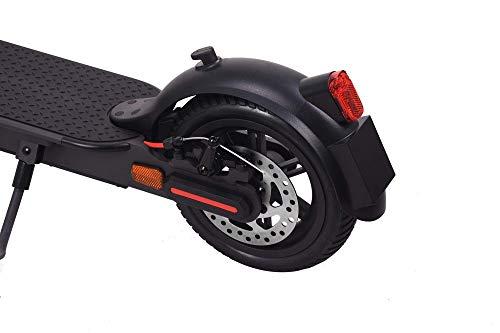 E-Scooter (ABE) mit Straßenzulassung (eKFV),20 km/h, 350 Watt, 7,8 Ah Lithium-Akku, Elektro Cityroller, E-Tretroller, E-Roller, Elektro Tretroller Elektroroller, Futura - 5