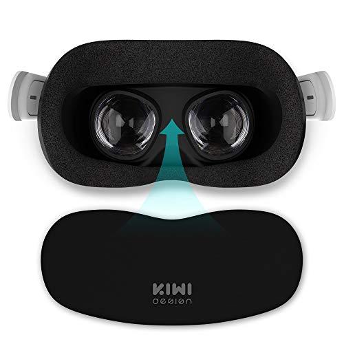 KIWI design VR Cache Objectif Protection pour Oculus Quest,Oculus Quest 2,Oculus Rift S,Valve Index