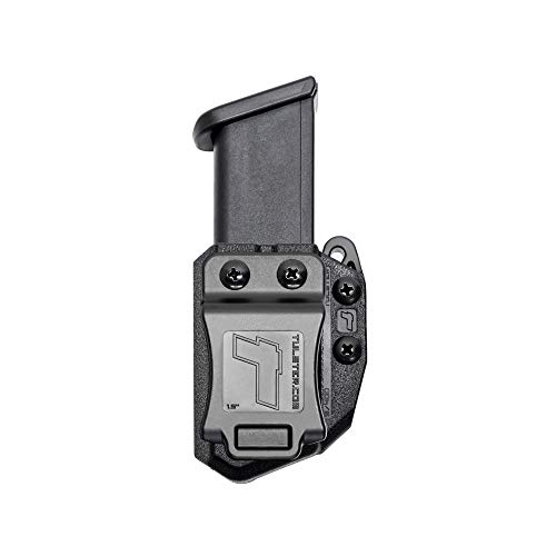 Tulster Universal 9mm/.40 Double Stack Mag Carrier Echo Pro Carrier IWB/OWB