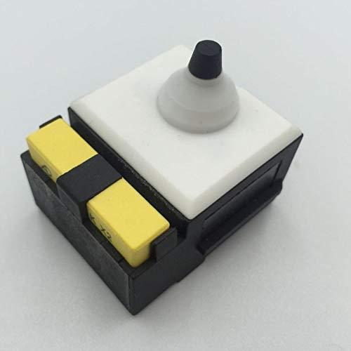 IENPAJNEPQN AC250V 8A SPST Momentary Potere attrezzo Elettrico della smerigliatrice di Angolo Interruttore for Dewalt 125