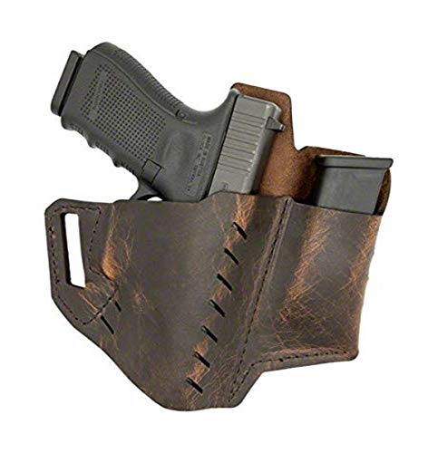 Versacarry 62101 Commander Holster OWB with Spare Mag....
