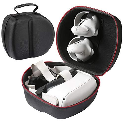 Mliu Estuche de Viaje para Oculus Quest 2 VR Headset, Estuche Protecto
