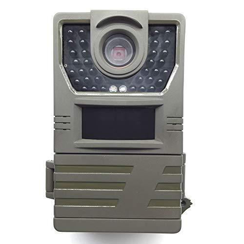 WAZ Jagdkamera Wildlife-Infrarotkamera Mit Bewegungserkennung Und Temperaturkompensation FüR 12 Millionen ÜBerwachungskameras