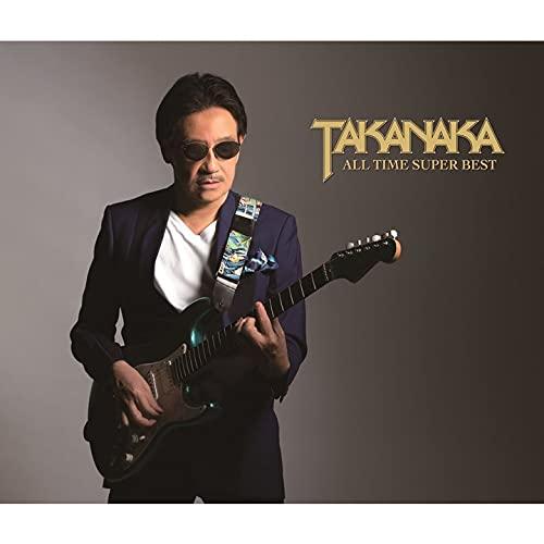 TAKANAKA ALL TIME SUPER BEST (CD3枚組)(DVD付)(特典:なし)