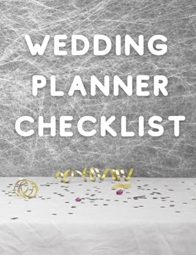 Best Seller Amazon Wedding Planner Checklist Organizer, gifts for brides 2021: the wedding planner, the knot wedding planner and organizer, ... for fiance, organizador tool, future wedding