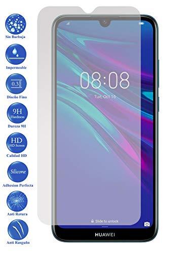 Todotumovil Protector de Pantalla Huawei Y6S Cristal Templado Vidrio 9H para movil