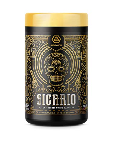 Sicario by Amino Cartel: Ultimate Nitric Oxide Catalyst review