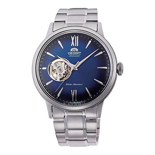 Orient RA-AG0028L10B - Reloj de Pulsera para Hombre, Azul/Metálico