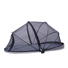 BingWS Pet Playpen Portable Outdoor Pet Tent for Dogs, Easy Travel Outdoor Cat Cage Pet Bed Instant Habitat Net