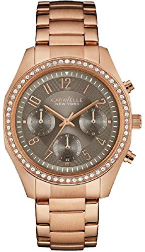 Caravelle New York 44L195 Damen Armbanduhr