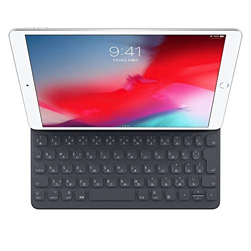 Apple Smart Keyboard(10.2インチiPad、10.5インチiPad Air、10.5インチiPad Pro用)- 日本語 JIS/MPTL2J/A