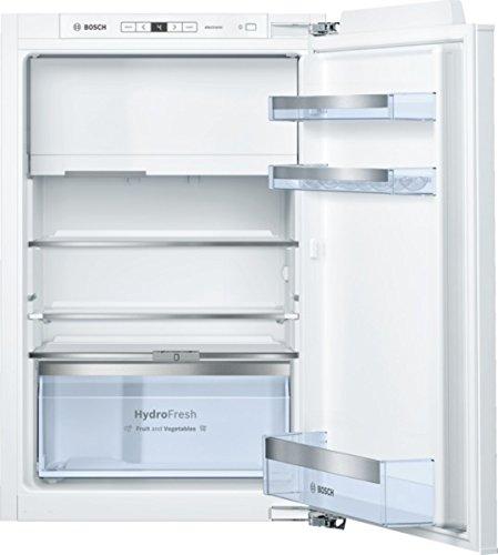 Bosch KIL22AF30 Serie 6 Einbau-Kühlschrank mit Gefrierfach / A++ / 88 cm Nischenhöhe / 148 kWh/Jahr / 124 L / VitaFresh plus / VarioShelf