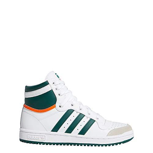 adidas Sneaker Top Ten Hi J Weiss Jungen - 35,5 EU
