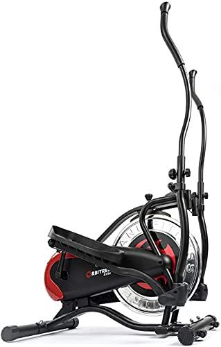 ORBITREK Elite Elliptical Exercise Machine - Fitness & Workout Home Gym Equipment, Adjustable Resistance, Compact Design
