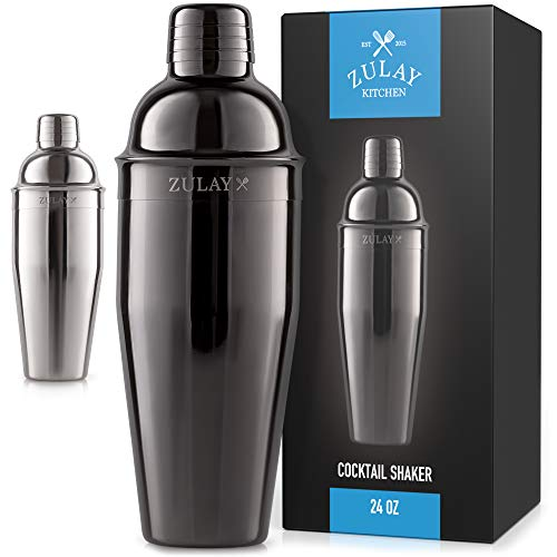 Zulay (24oz) Cocktail Shaker
