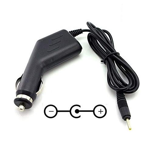 CARGADOR ESP ® Cargador Coche Mechero 9V Compatible con Reemplazo Tablet Woxter Nimbus 97Q Recambio Replacement