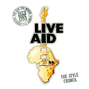 The Style Council at Live Aid (Live at Wembley Stadium, 13th July 1985)