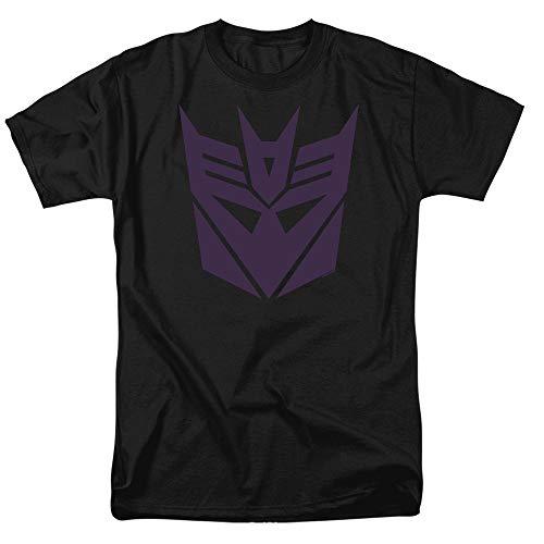Transformers Decepticon Logo T Shirt & Stickers (XXX-Large)