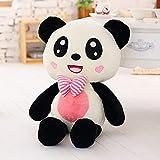 GSDJU Super niedlichen Panda Plüschtier Soft Stuffed Cartoon Tier Panda Puppen Bett Sofa Kissen...