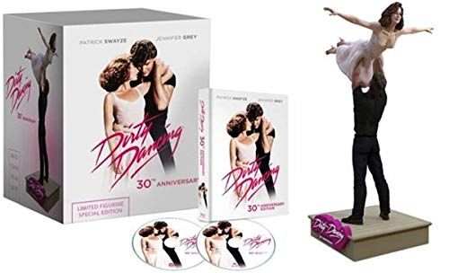 Dirty Dancing - 30th Anniversary Limited Figurine Special Edition (DVD & Blu-ray) [2 DVDs] [Alemania]