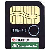 スマートメディア FUJIFILM 8MB MG-8S 3.3V動作