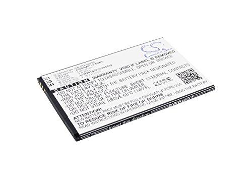 TechGicoo Batería compatible con ZTE Blade L3 de 2000 mAh, 7,60 Wh.