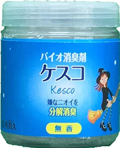 魔法のバイオ消臭ケスコ ゼリータイプ 無香