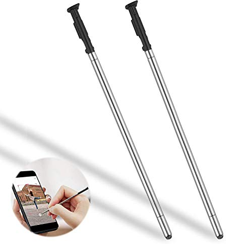 Touch Screen Stylus Pen, High Sensitivity and Precision Stylus Pen Replacement For LG Stylo 4/Q Stylus Q710/Q710MS/Q710CS/Q710AL/Q710TS /Q710US, Avoid Contact to Elevator and Other Public Place Area