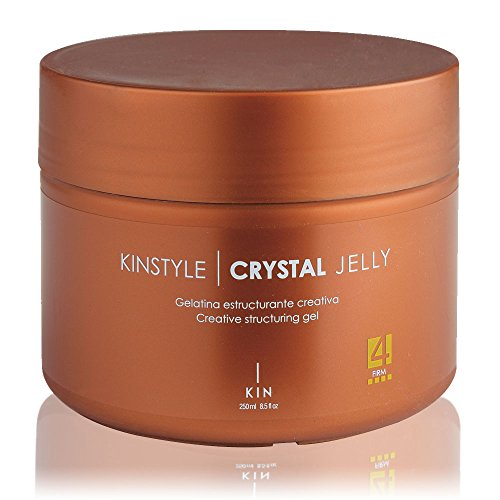 Gel structurant créatif, Crystal Jelly - 250ml - Kinstyle - Fixant, Kin Cosmetics