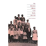 Education of Blacks in the South, 1860-1935