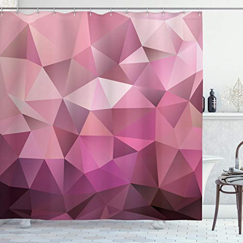 Ambesonne Abstract Shower Curtain