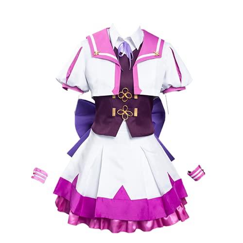 Uma Musume Pretty Derby Speciale Week Cosplay Kostuum Anime Dagelijks Kostuum Pakken voor Anime tentoonstelling