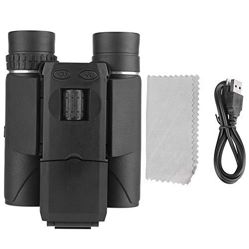 Binoculares de cámara Digital, telescopio LCD 10X25 de 1,5 Pulgadas, binoculares con Zoom de cámara Digital de Alta definición con función de grabación