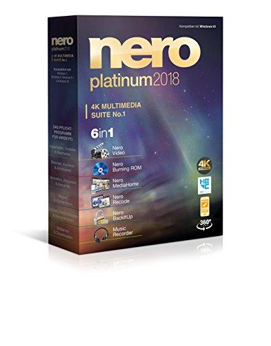 Nero Platinum 2018 Multilingua
