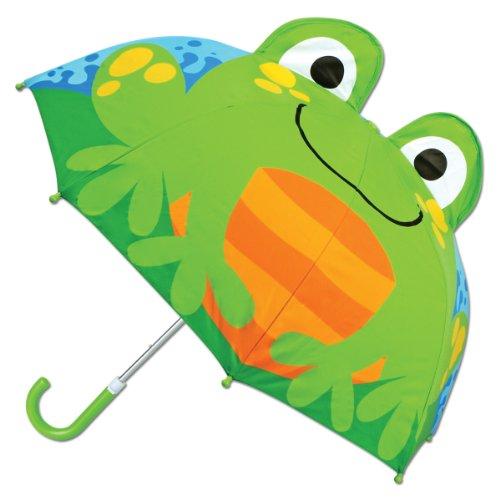 Stephen Joseph Pop Up Umbrella, Frog
