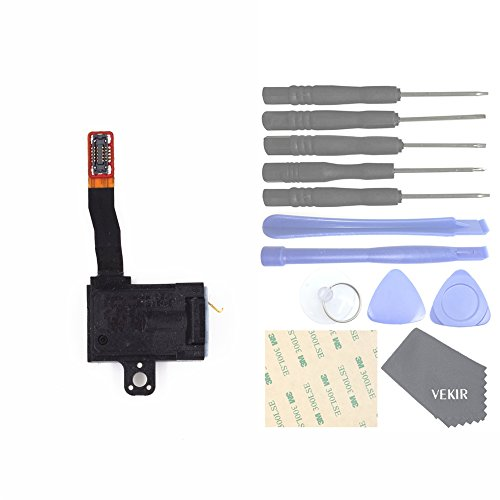 VEKIR Cell Phones Replacement Parts for Samsung Galaxy S8 G950F G950U G950A G950P G950T G950V G950R4 G950W G9500 Headphone Jack Flex Cable