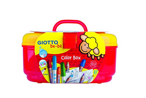 Giotto be-bè Súpercolor Box - Set para colorear