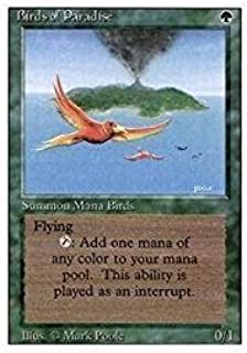 Magic: the Gathering - Birds of Paradise - Revised Edition