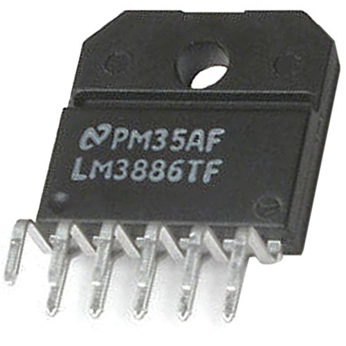 LM3886TF LM3886 TO-220 High Performance 68W Audio Power versterker