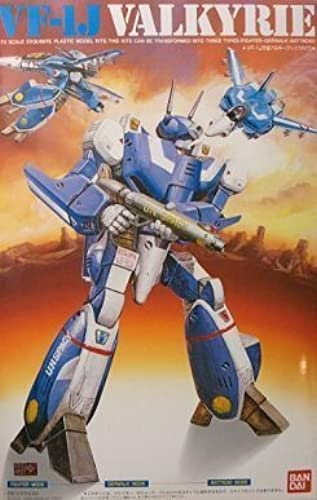 1 72VF-1J variable Valkyrie Max Typ (Japan-Import)