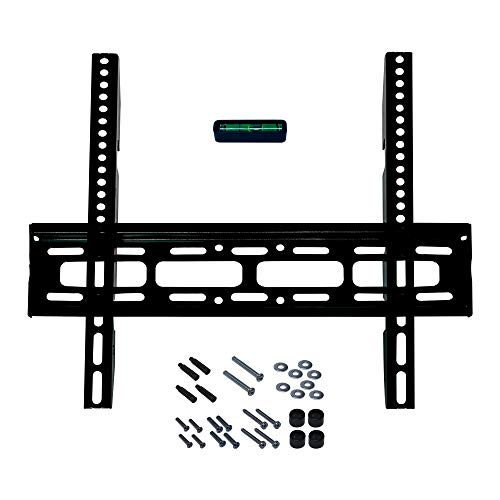 "link bits F2665N03 Soporte para TV, Adaptable a Pantalla de 26"" – 65"", hasta 50 Kg de Carga, Pantallas LED, LCD, PDP, y Smart TV"