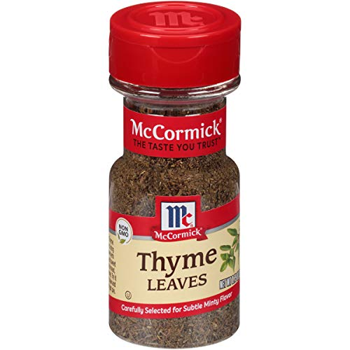 McCormick Whole Thyme Leaves, 0.75 oz